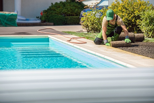 un paysagiste pour aménager son jardin